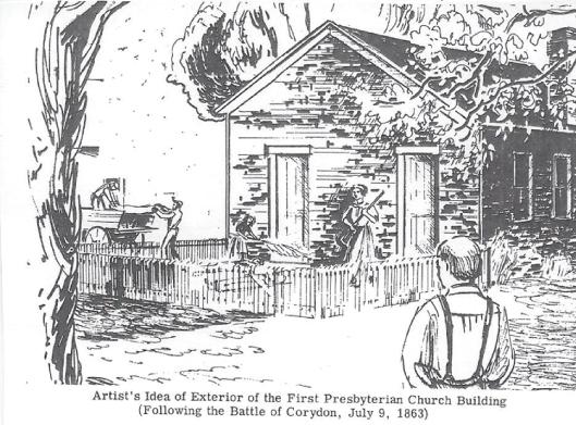 first church building
